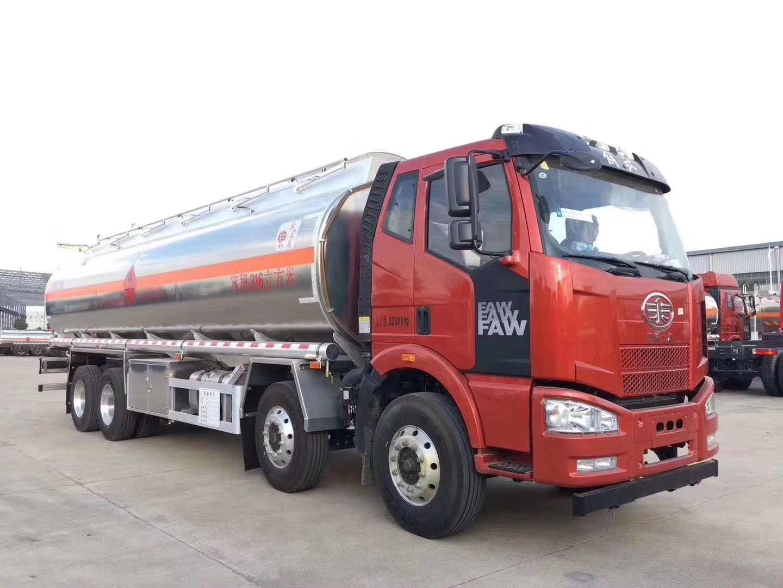 解放二十吨运油车