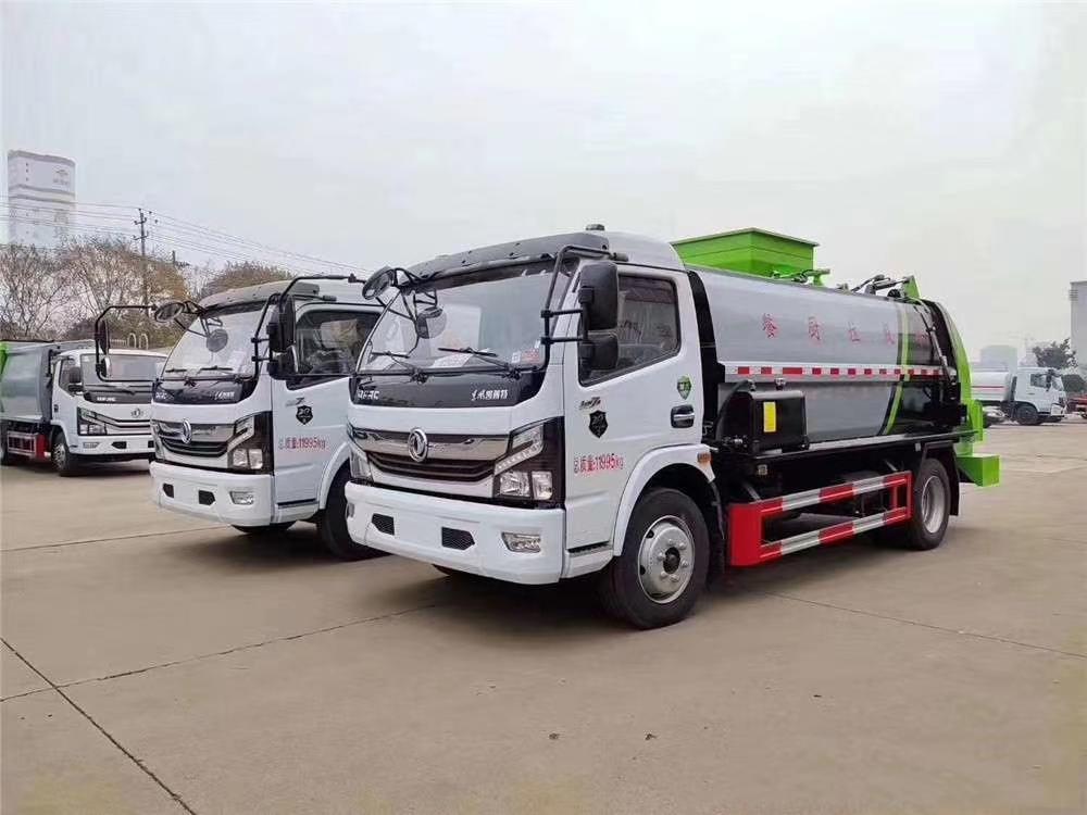 东风多利卡D7餐厨垃圾车(CL5120TCACC6)