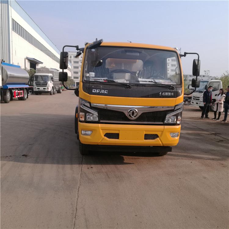 东风多利卡YZR5120GLQE6型7吨智能沥青洒布车