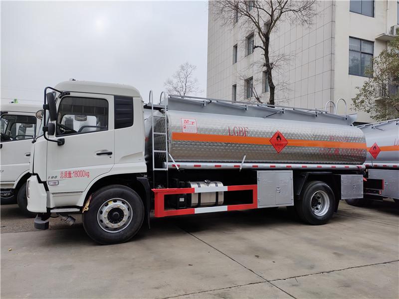 东风天锦12.2方甲醇,乙醇,丁醇,异丁醇易燃液体罐式运输车