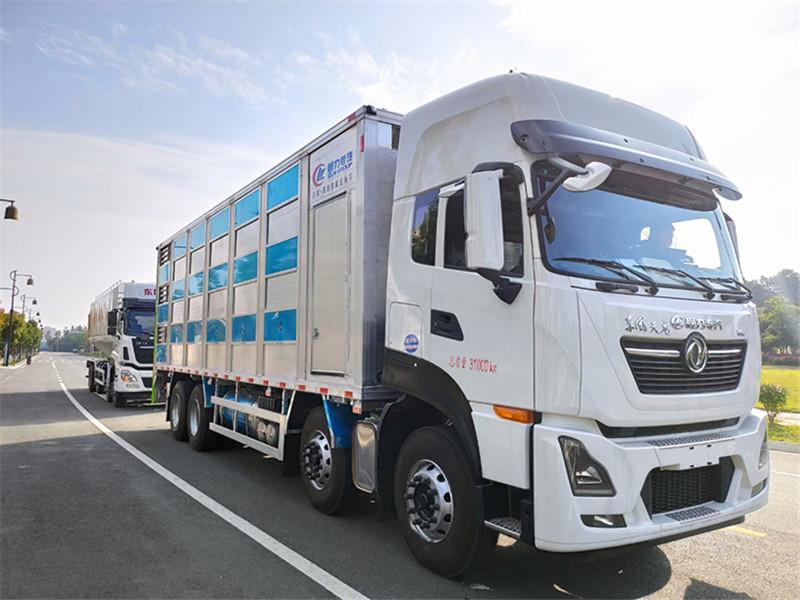 东风禽畜运猪车3月售卖价格图片
