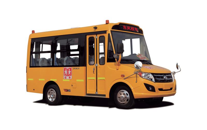 东风19座幼儿园校车(5.3米)图片