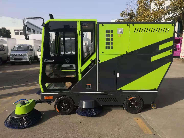 城市扫地车小型电动扫路车哪里买