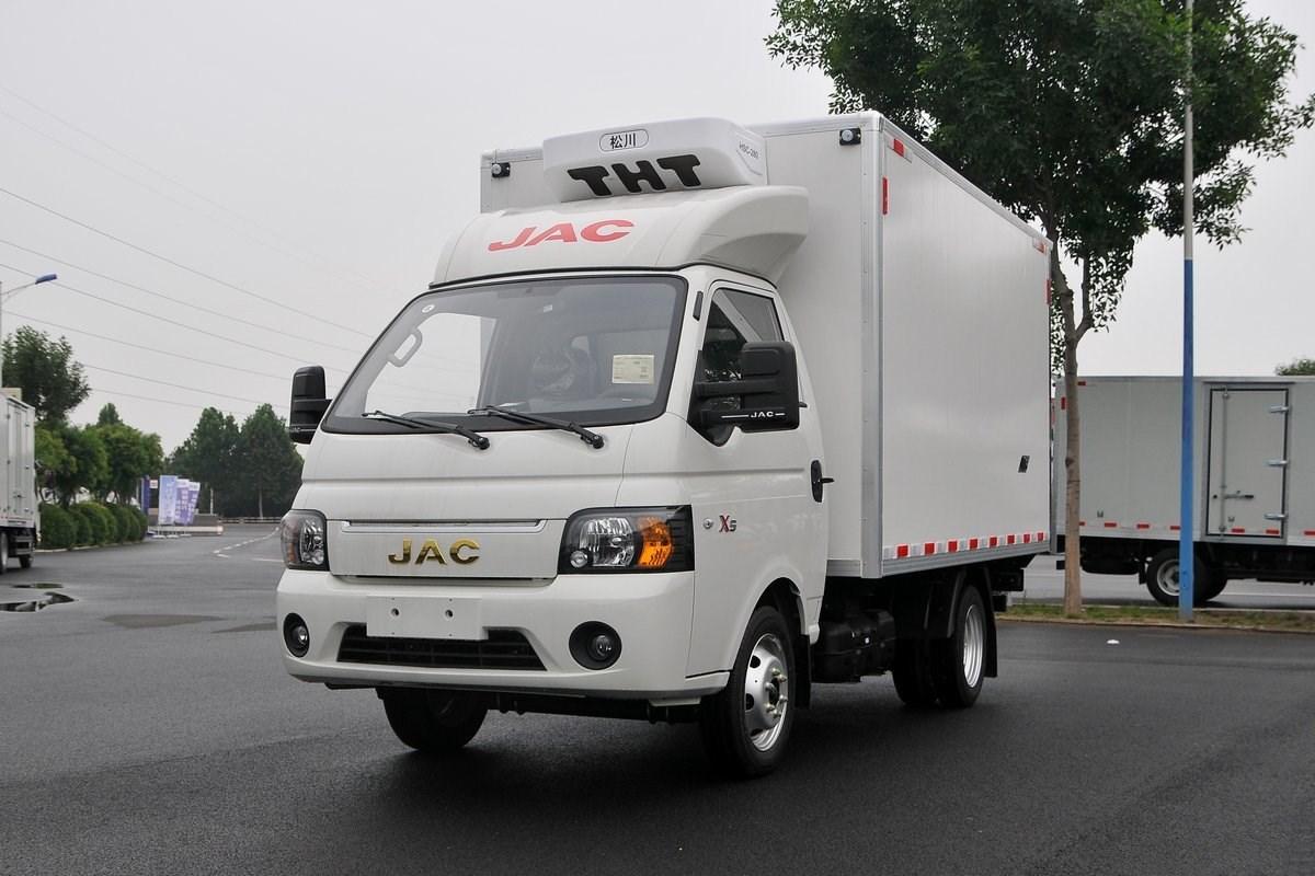 江淮康铃X5 112马力 3.5米冷藏车图片