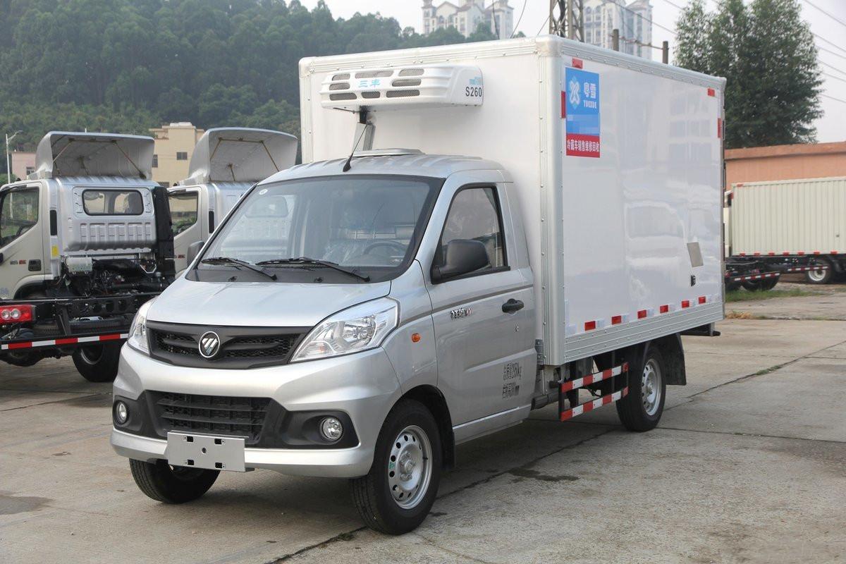 福田祥菱V1 115马力 2米8冷藏车图片