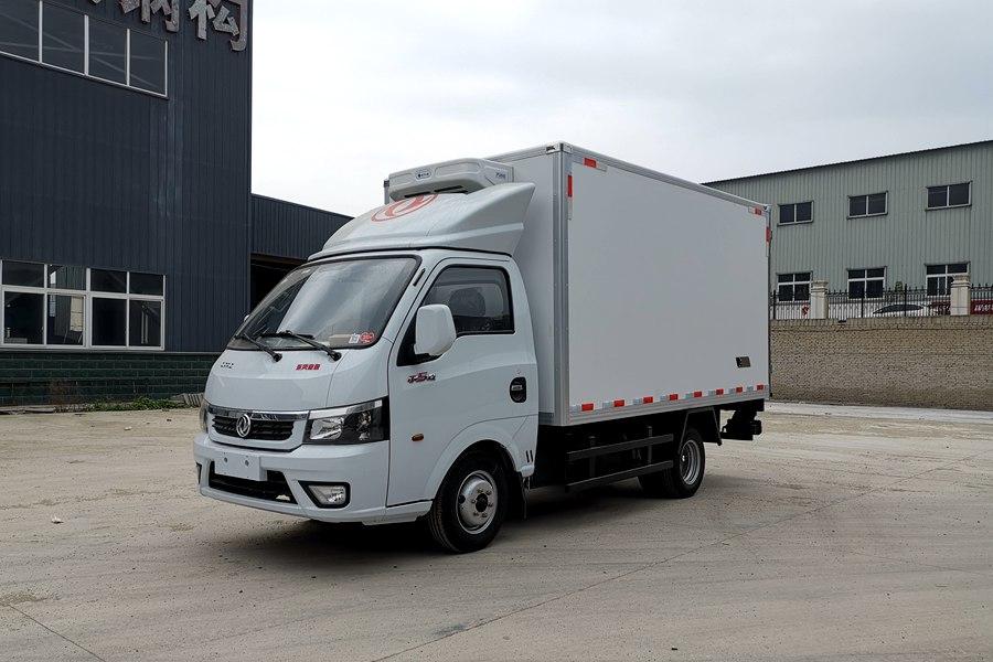 东风途逸国六3米5冷藏车图片